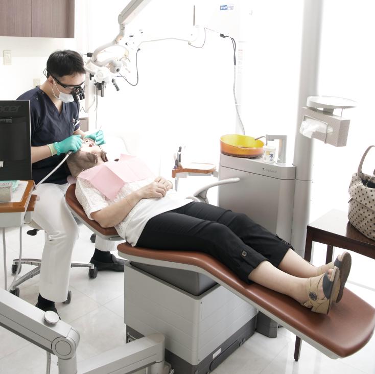 当院についてイメージ | こうづま歯科医院