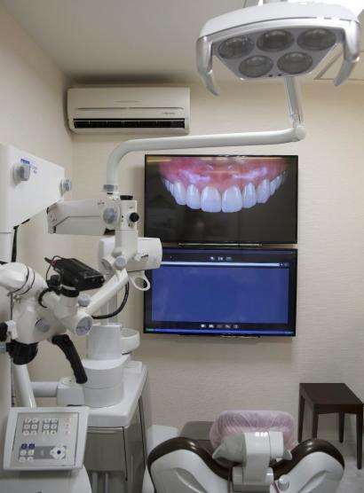 個室の診療室イメージ2 | 施設・設備 | こうづま歯科医院