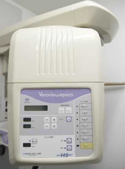 安全性に配慮したデジタルレントゲンイメージ2 | 施設・設備 | こうづま歯科医院